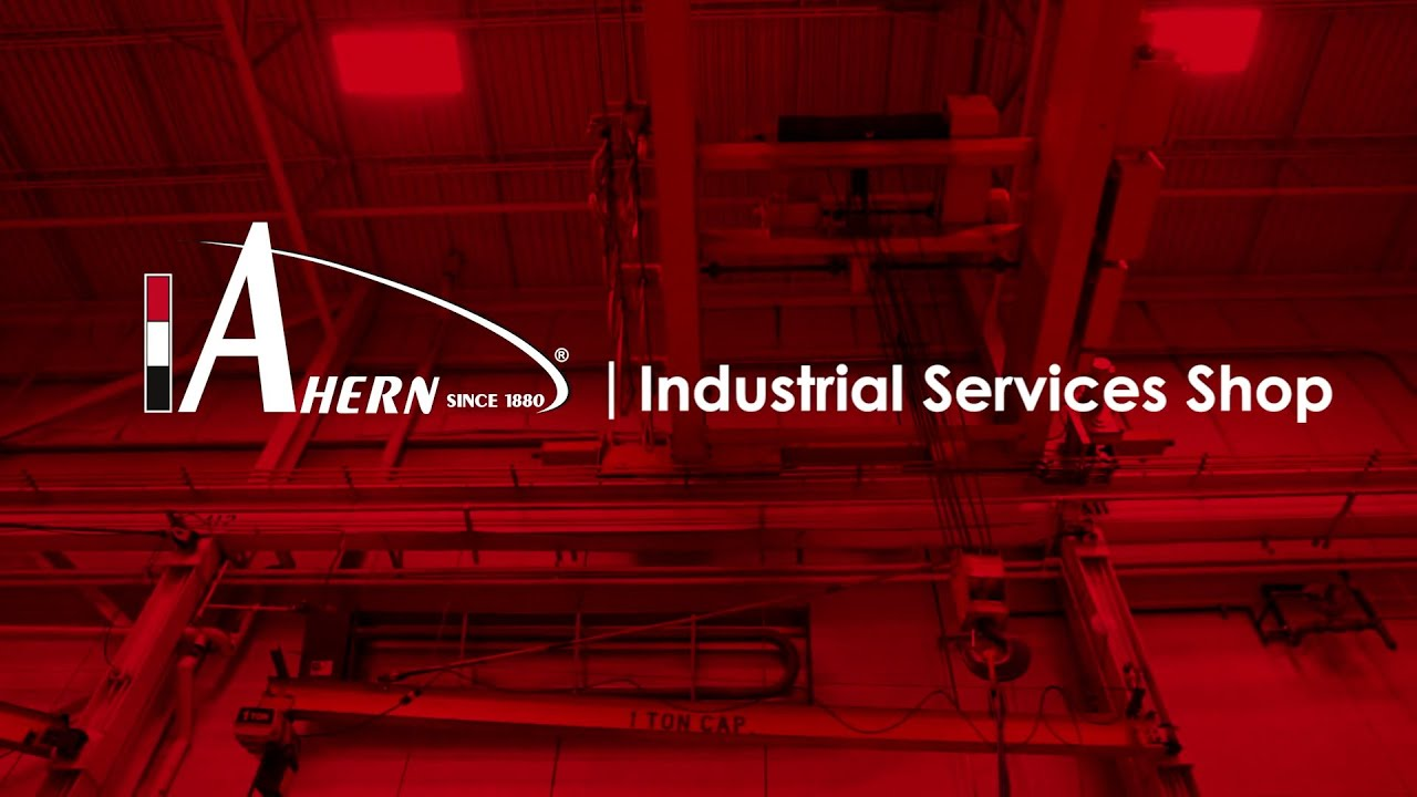 Ahern Industrial Services Shop