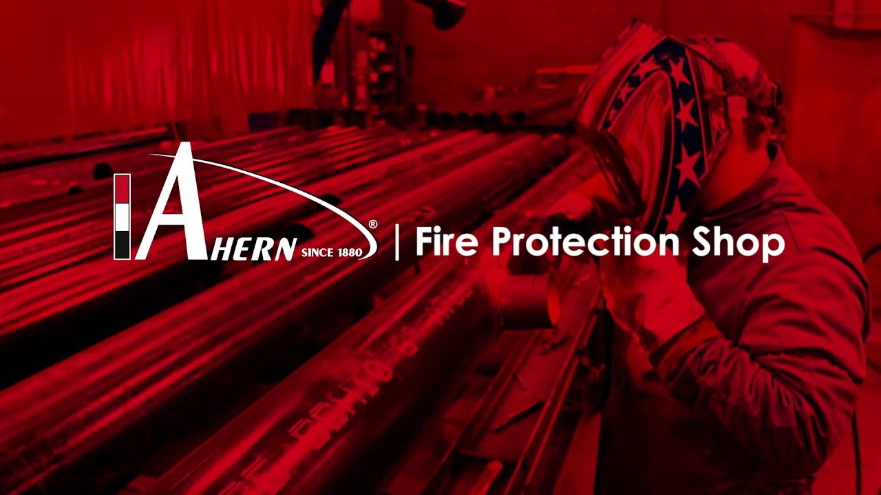 Ahern Fire Protection Shop