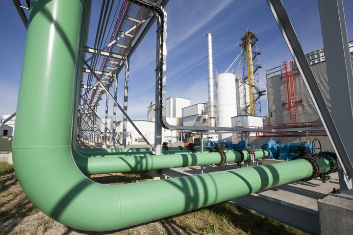 piping fabrication for alternative fuels