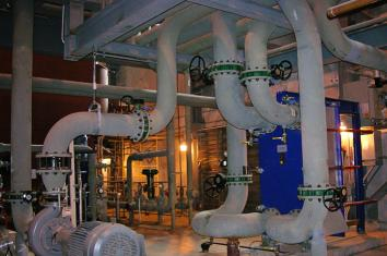 Image of Process Piping System