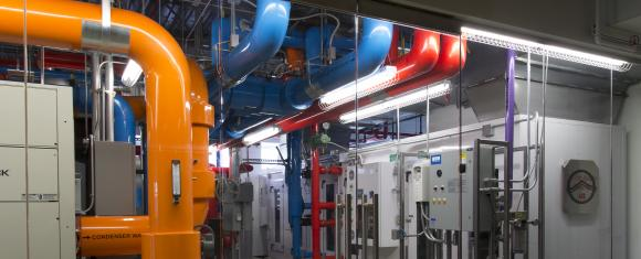 Fire Protection for Industrial Buildings in Wauwatosa and New Berlin, WI
