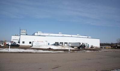 Cold Storage Fire Protection Eau Claire Wisconsin
