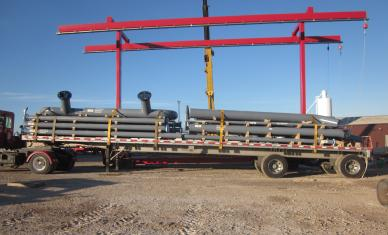 Pipe Fabrication Wisconsin