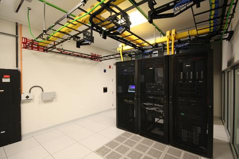 Colohub Server Room