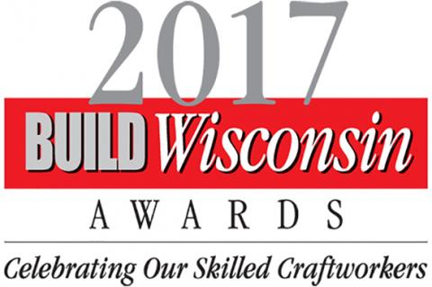 build WI award logo