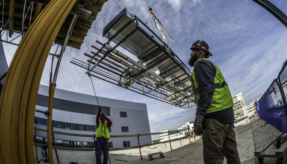 Multi-Trade Prefabrication