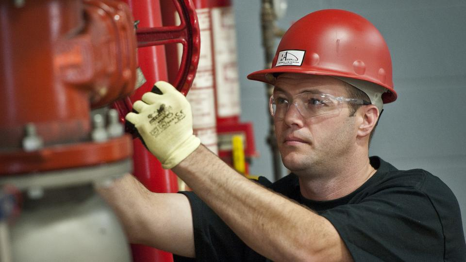 JF Ahern Fire Protection Technician