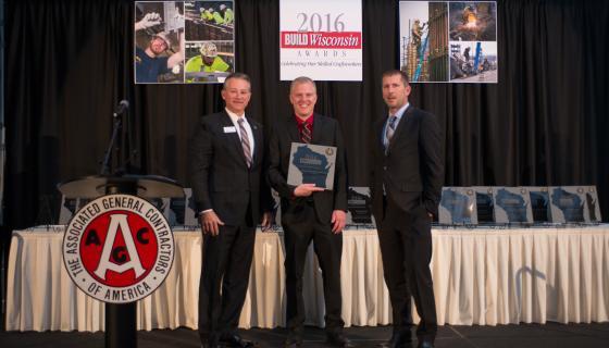 AGCWI Award Winner