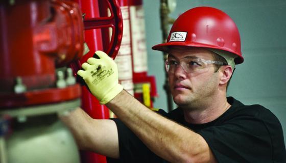 Ahern Fire Protection Technician