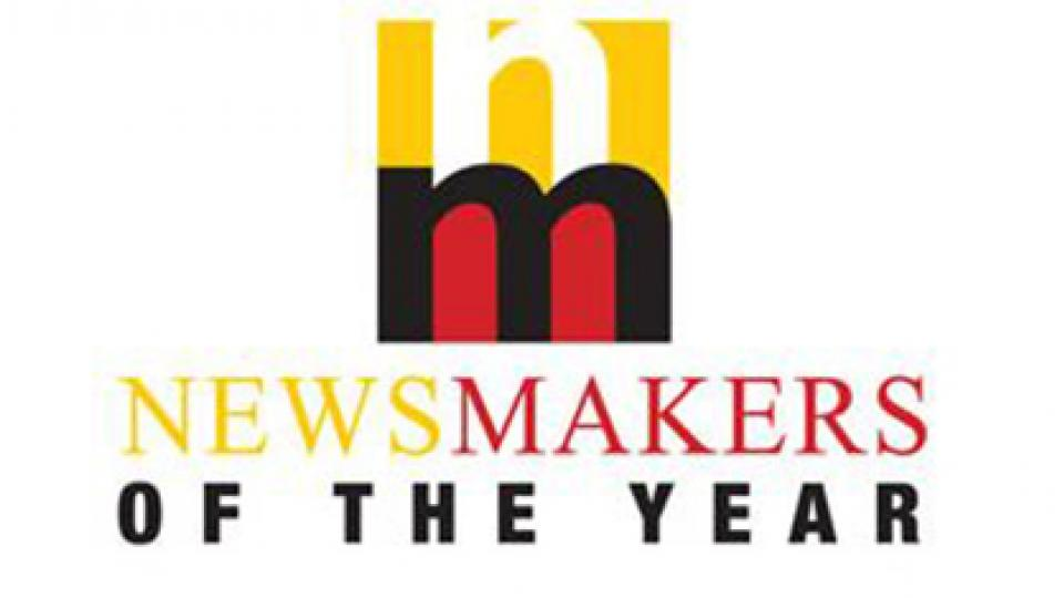 newsmaker of the year logo