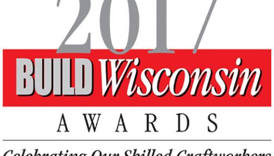 build WI award logo