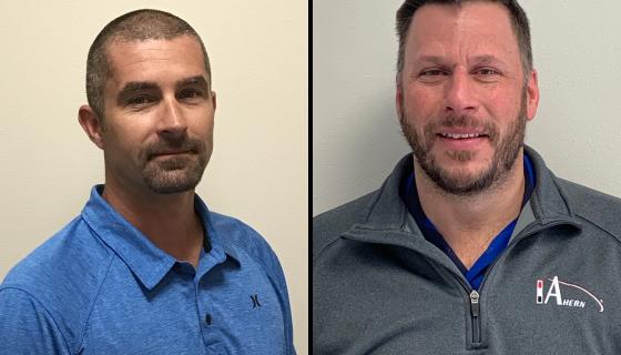 Ryan and Jamie Employee Headshots