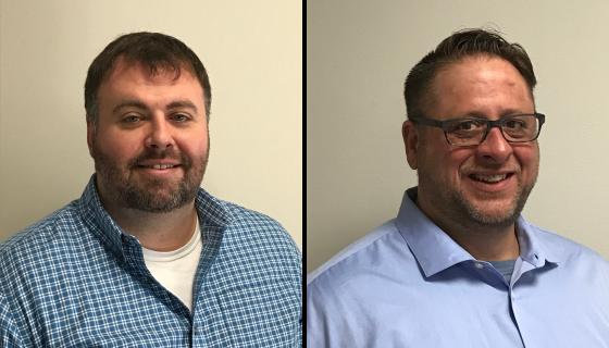 Marcus and Matthew Employee Headshots
