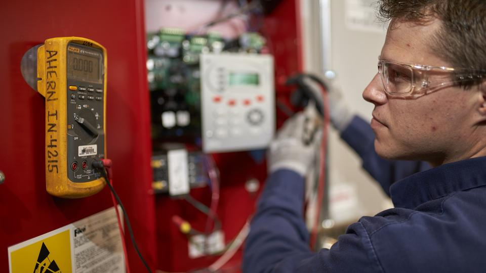 Fire Systems and Equipment Technician